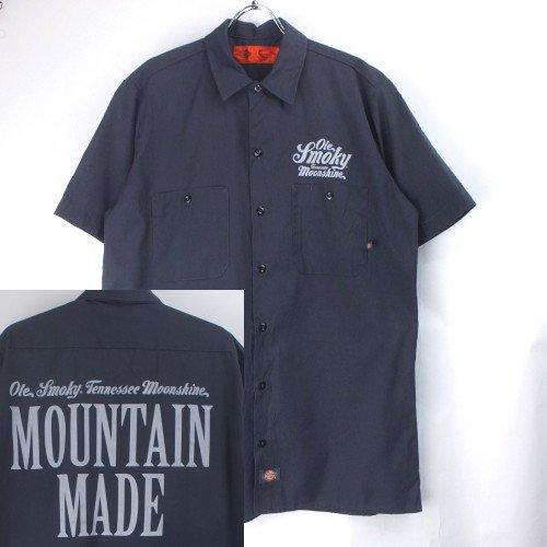 ディッキーズ 半袖 ワークシャツ #8【メール便可】