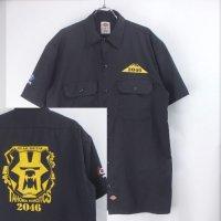 ディッキーズ 半袖 ワークシャツ #10【メール便可】