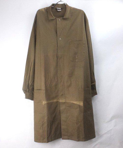 チェコ軍 ブラウン ワークコート  デッドストック B (182-116-112)