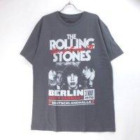 (L) ローリングストーンズ  EUROPE 76' Tシャツ (新品) オフィシャル【メール便可】