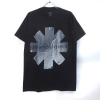 (M) レッドホットチリペッパーズ DUCT TAPE ASTERISK Tシャツ (新品) オフィシャル 【メール便可】