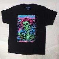 (XL) グレイトフルデッド BERTHA BLACKLIGHT Tシャツ   オフィシャル (新品) 【メール便可】