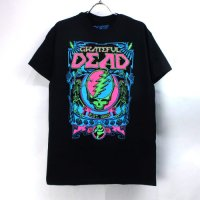 (M) グレイトフルデッド   SYF BLACKLIGHT  Tシャツ オフィシャル (新品) 【メール便可】