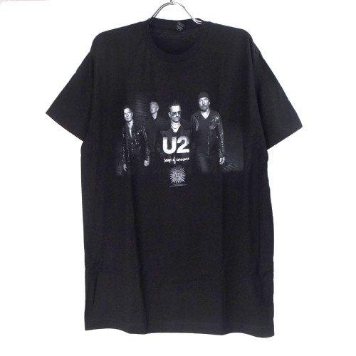 (XL) U2 song of innocence Tシャツ (新品) オフィシャル【メール便可】
