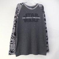 スターウォーズ STARWARS ロンT 【メール便可】