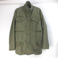 M-65 フィールドジャケット ファースト 最初期 (XSR) エポレットなし 米軍実物
