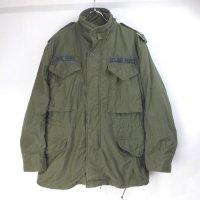 M-65 フィールドジャケット  フォース SS 米軍 実物