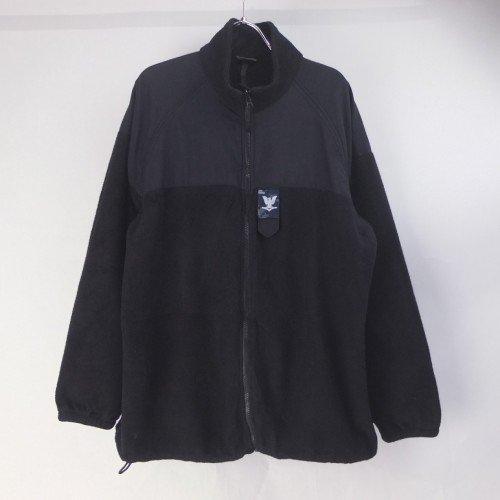 ECWCS  USN ポーラテック フリースジャケット #13 BLACK (M) 米軍 実物