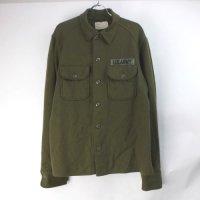 米軍 ウール フィールド シャツ #1