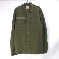 米軍 ウール フィールド シャツ #2