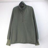 米軍 スリーピングシャツ M ハーフジップ