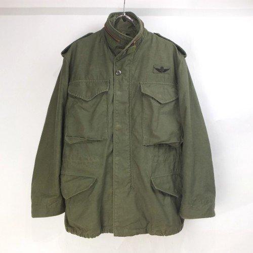 M-65 フィールドジャケット  サード XSS フードなし 米軍 80's 実物