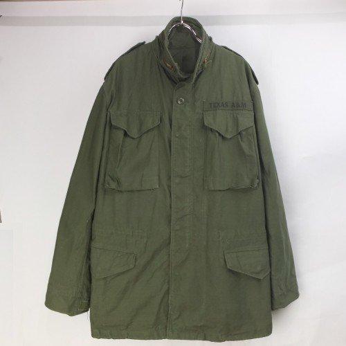 M-65 フィールドジャケット   サード SL 米軍 70's 実物
