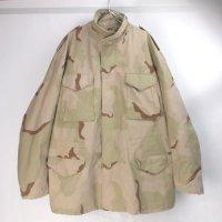 M-65 フィールドジャケット   3Cデザートカモ XLL 米軍 実物