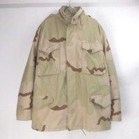 M-65 フィールドジャケット   3Cデザートカモ MR 米軍 実物