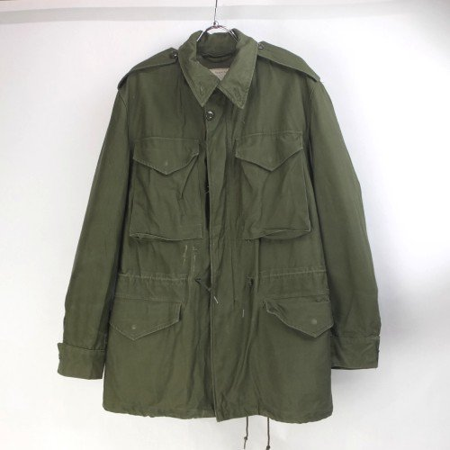 M-1951 フィールドジャケット   SR 米軍 60年代 実物