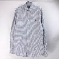 ラルフローレン チェック ボタンダウン シャツ【メール便可】
