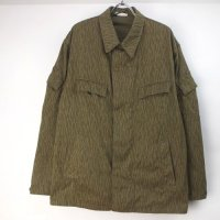 東ドイツ軍 レインドロップカモ ジャケット #1 実物