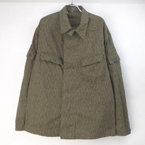 東ドイツ軍 レインドロップカモ ジャケット #2 実物