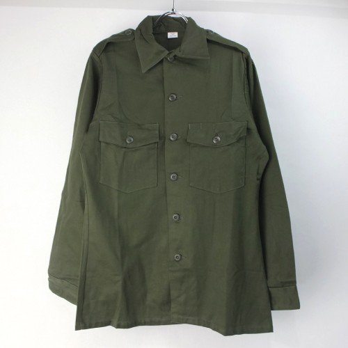 U.S.(NATO) ファティーグシャツ デッドストック #1