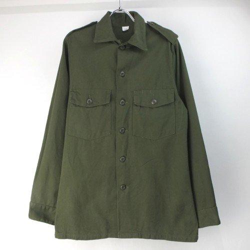 U.S.(NATO) ファティーグシャツ デッドストック ウォッシュ #2