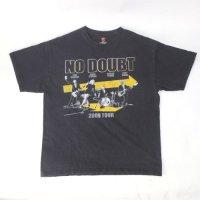 ノーダウト NO DOUBT 2009ツアー Tシャツ 古着 【メール便可】