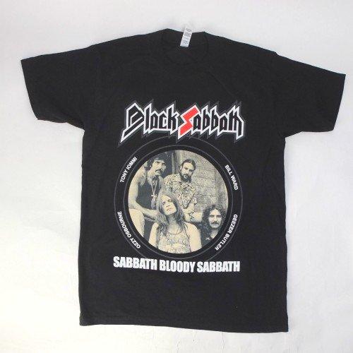 ブラックサバス BLACK SABBATH  Tシャツ 古着【メール便可】