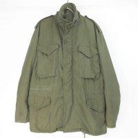 M-65 フィールドジャケット  MR セカンド アルミジップ  米軍 実物