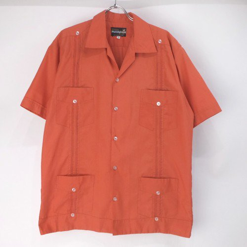 MAYAPAN キューバシャツ【メール便可】