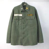 米軍   ユーティリティシャツ  U.S.ARMY 60's 筒袖