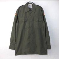 ドイツ軍 ミリタリーシャツ デッドストック