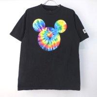 ミッキーマウス NEFF Tシャツ   (古着)