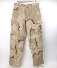 米軍3C デザートカモ BDU パンツ  MR 実寸W34.5L32.5