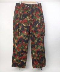 スイス軍 アルペンカモ パンツ 実寸W36L30