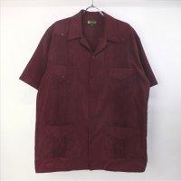 EL Norteno キューバシャツ XL【メール便可】