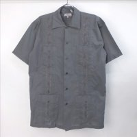 Chic Elegant キューバシャツ M【メール便可】
