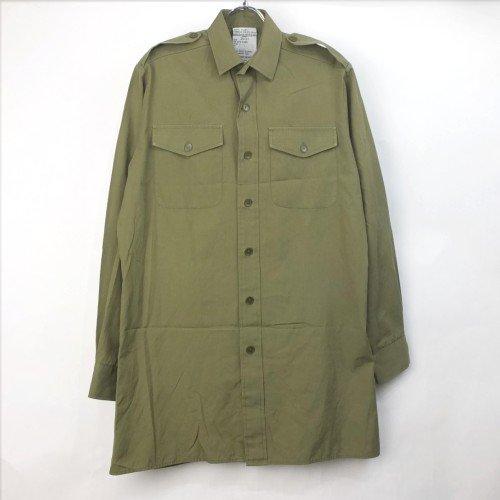 イギリス軍 フィールドシャツ 35/37【メール便可】