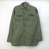米軍   ユーティリティシャツ U.S.ARMY ANDERSON
