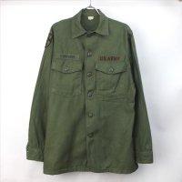 米軍   ユーティリティシャツ U.S.ARMY COWERN
