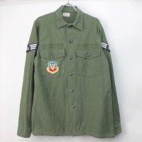 米軍   ユーティリティシャツ TACTICAL AIR COMMAND