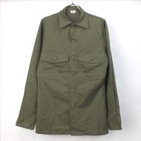 米軍   ユーティリティシャツ 87年 デッドストック 14.10/2x33