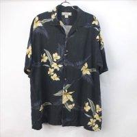 トミーバハマ シルク ハワイアンシャツ  #2 Tommy Bahama