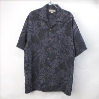 トミーバハマ シルク ハワイアンシャツ #3 Tommy Bahama