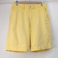 ラルフローレン ショーツ  YLW  Polo Ralph Lauren W31-32.5