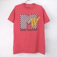 MTV Tシャツ   (古着) 【メール便可】