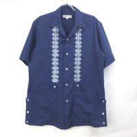 Principe Collection  キューバシャツ【メール便可】