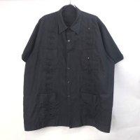 BLK キューバシャツ XX以上 大きいサイズ【メール便可】