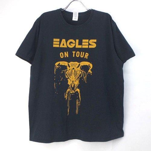 イーグルス 2013-14 ツアー Tシャツ XL  (古着) 大きいサイズ【メール便可】