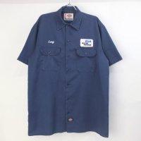 ディッキーズ Dickies 半袖 ワークシャツ  #16 (L)【メール便可】