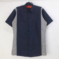ディッキーズ Dickies 半袖 ワークシャツ  #17 (S)【メール便可】
